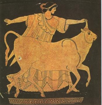 Zeus und Europa